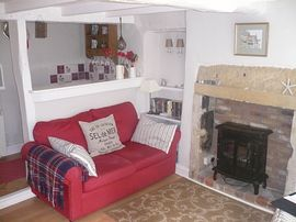 Normanby Cottage Lounge
