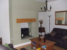 Footway Cottage - Lounge