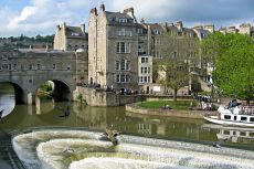 The River Avon in Bath © WH CHOW/shutterstock