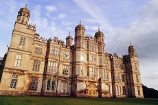Burghley House exterior elevation