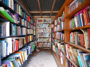 Books Galore in Hay-on-Wye