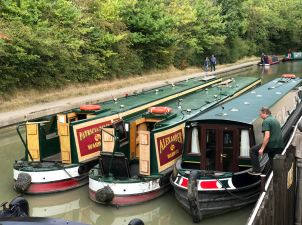 Narrowboat Holidays on the Stratford-upon-Avon Canal