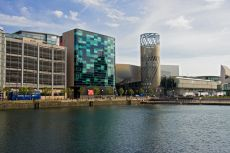 The Lowry in Manchester seen from across the water © Tom Plesnik/shutterstock