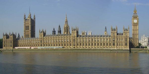 The Houses of Parliament (c) Alun Salt via Flickr