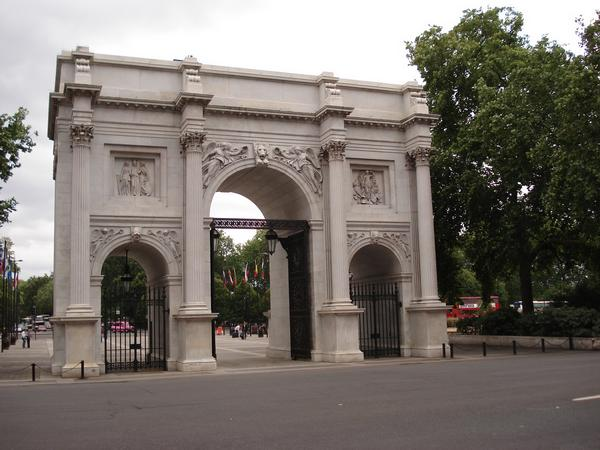 Marble Arch, London (c) mwanasimba via Flickr