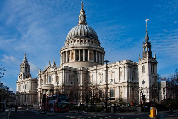 St Paul's Cathedral (c) Garry Knight via Flickr