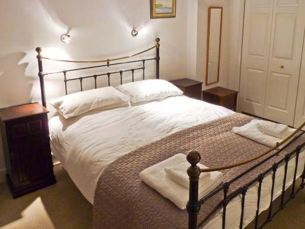 Church Cottage Bedroom