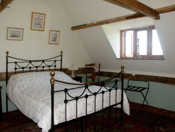 Rectory Cottage Bedroom
