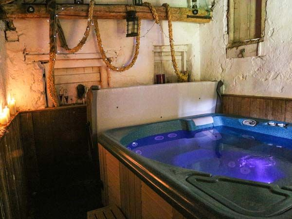 The Dairy Hot Tub