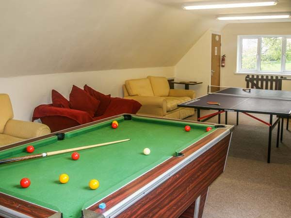 Lilac Cottage Games Room