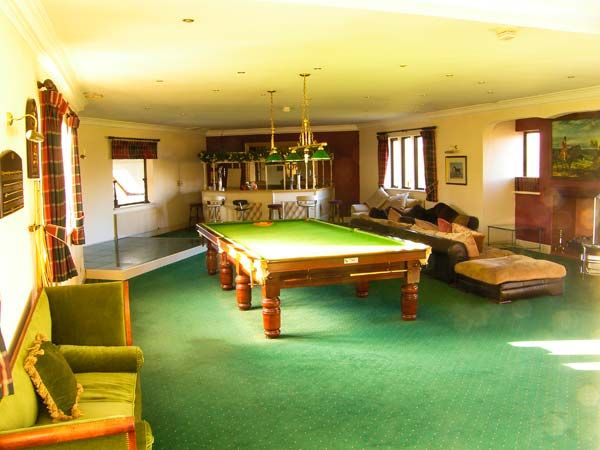 Richmond Hall Games Room