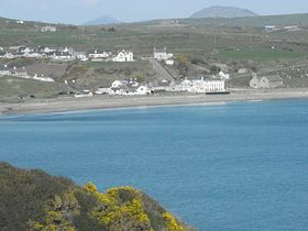 Aberdaron Bay © Jeffrey Darlington