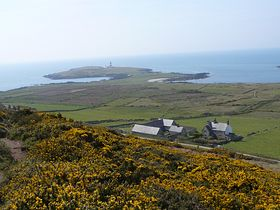 Bardsey Island © Jeffrey Darlington