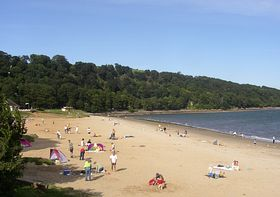 Silver Sands Aberdour © David Dunn