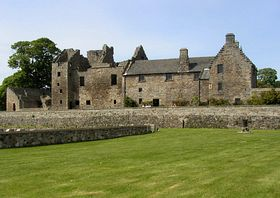 Aberdour Castle © David Dunn