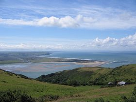 Looking down on Aberdovey © Dorothy Roberts