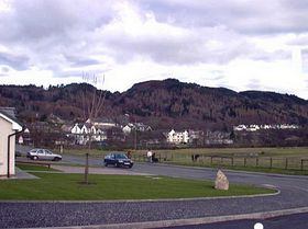 View of Aberfoyle © Heidi Colquhoun