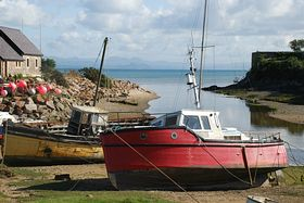 Abersoch Harbour © Alan Fryer