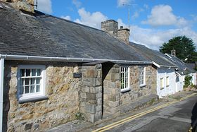 Cottages Abersoch © Alan Fryer