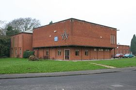 The Masonic Hall © ANDREW BLAKEMORE