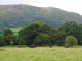 Caer Caradoc from All Stretton © Jeffrey Darlington