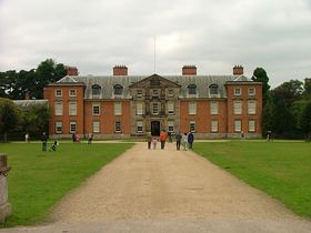 Dunham Massey House (c) Richard Kelly  Via Flickr