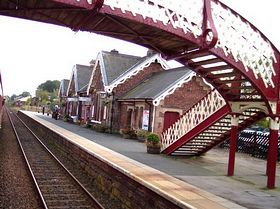 Appleby Railway Station (c) Raymond Knapman Wikimedia Commons