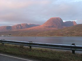 Road to Applecross © louise pond