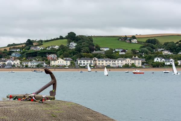 Looking across the estuary from Appledore to Instow