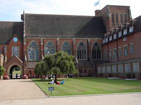 Ardingly College © Jeffrey Darlington
