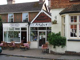 Ardingly Deli © Jeffrey Darlington