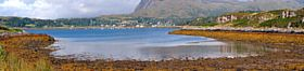 Arisaig, Panorama from Port a' Mhuilinn © Dennis M Bradley