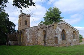 The Church of the Blessed Virgin Mary and St Leodegarius, Ashby St Ledgers © Geoff Fellows