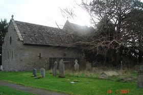 Ashford Carbonel Church © Ann Hinsley