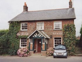 The plough pub Ashmansworth © Carol Davies
