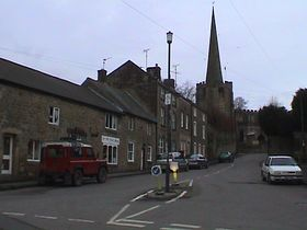 church street ashover © John R Bown