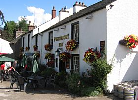 Askham - stopped off for light refreshment! © Chris Bradley (Mrs)