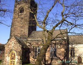 All Saints Church © Barbara Whiteman