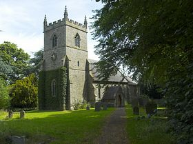 St Peter's Church, Aston Flamville © Kevin Poynor