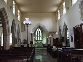 St.Peter & St.Paul, Nave. © Don Evemy