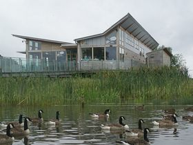 Attenborough Nature Centre © Louise Buckley