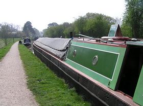 Boats at Audlem © Jan Rutgers