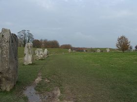 Stone Circle at Avebury © Anne Zanotti