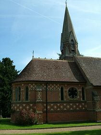 St Peters Church Ayot St Peter © Wanda Hornsey