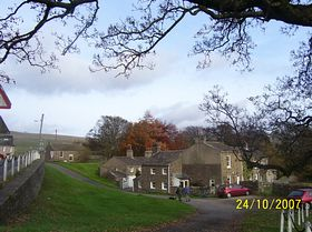 Bainbridge in autumn © Philip Cookson