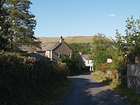 into  Barbon from Kemps © Phyllis Williams Hill