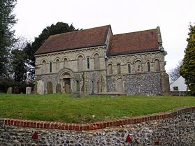 St. Nicholas Church, Barfreston, Kent © Ken Creed