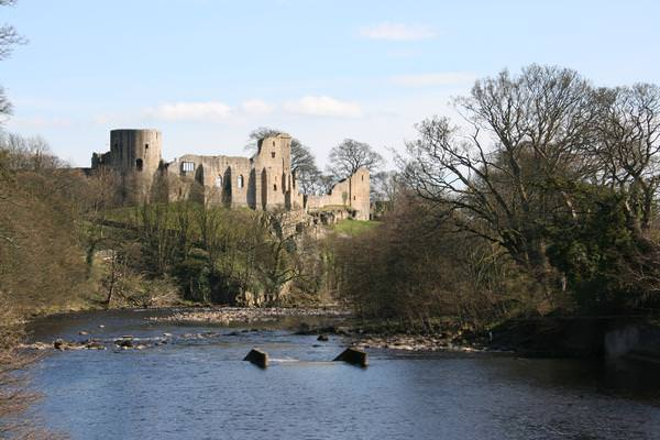 The Barnard Castle