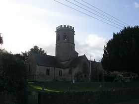 St Mary's Church, Barrington © Rod Morris