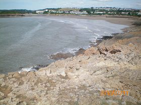 Cold Knap from Friars Point © Philip Cookson